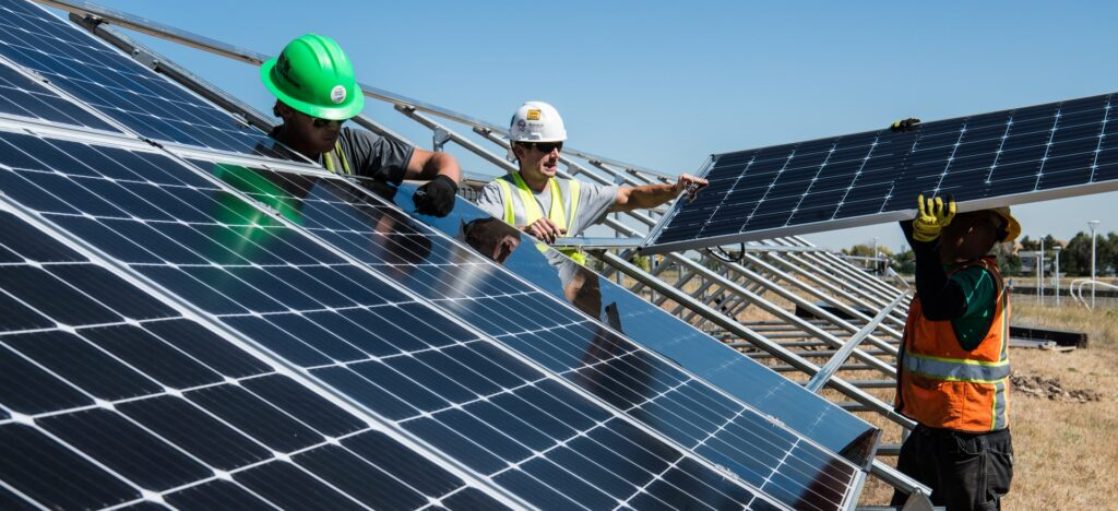 napelem rendszer telepítése